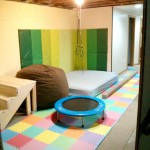 create a home Sensory motor room