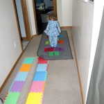 Using the hopscotch