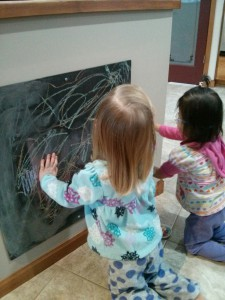 magnetic board board