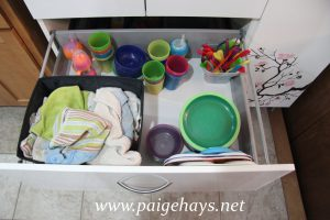 kitchen kid drawer